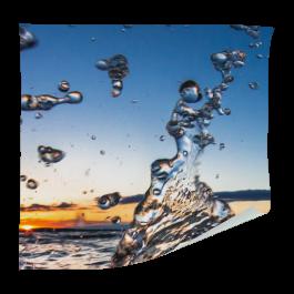 Adesivo Transparente 4x0 Brilho Sem acabamento
